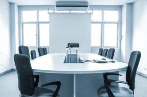 Klimaanlæg på kontor